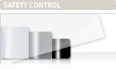 セーフティコントロール 透明断熱フィルム